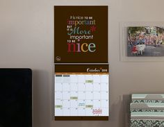 Erin Condren brings fun and functionality together with personalized and custom products including the LifePlanner™, notebooks, stationery, notecards and home décor. Cute Planner, Planner Pages, Motivation Wall, Love Your Family, Wall Quotes, Erin Condren, Hostess Gifts, Getting Organized, Note Cards