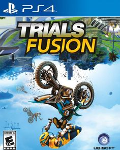 Trials Fusion combines everything that you love in the Trials series and goes beyond that with improved graphics
