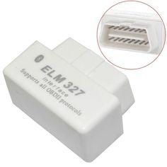Super Mini V2.1 ELM327 OBD OBD2 ELM 327 Bluetooth Interface Auto Car Scanner Diagnostic Tool for Android Windows Symbian Newest#