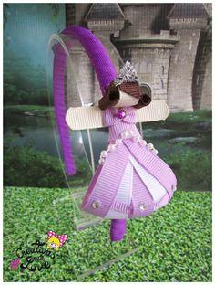 2 metros Elsa Anna Frozen Cinta Tamaño Pulgadas amigos arcos Diademas Hair Clips