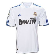 ADIDAS REAL MADRID HOME JERSEY FOOTBALL SPAIN 2X-LARGE