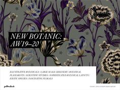 Vision 2: Autumn/Winter 2019/20 Print & Pattern Trend Report - Patternbank