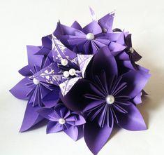 121 best kusudama origami flowers images on pinterest paper paper flower wedding centerpiece paper by danaspaperflowers 4000 mightylinksfo
