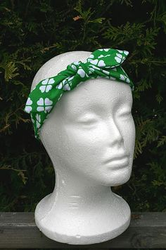 Knotted headband adult by Lykketing Knotted Headband, Headbands, Sewing Hacks, Knots, Two By Two, Patterns, My Love, Fabric, Craft