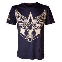 Assassins Creed IV Black Shirt, Symbol
