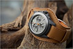 Victorinox Swiss Army are selling a limited edition of the first watch they ever made, the military style Original Chronograph. This special...