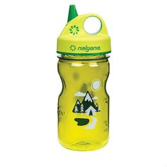 Nalgene Grip 'n Gulp, Trail (Green)