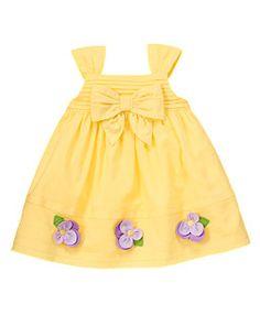 easter dress for baby hughes
