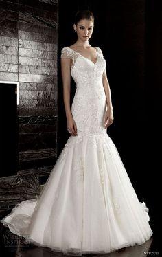 Sheath Wedding Dress : Intuzuri Wedding Dresses 2013 | Wedding Inspirasi