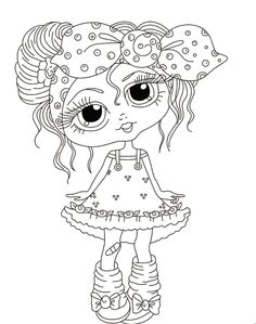 Adult Coloring Book Pages, Printable Adult Coloring Pages, Cute Coloring Pages, Animal Coloring Pages, Coloring Books, Cartoon Drawings, Cute Drawings, Besties, Scrapbooking Photo