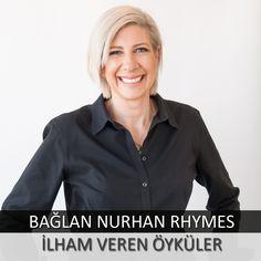İlham Veren Öyküler serisinde bu hafta dünyanın en büyük VPN şirketi olan Hotspot Shield yöneticisi Bağlan Nurhan Rhymes konuğum oluyor.   🎯 Amerika'nın en etkin 30 Türk kadını listesinin beşinci sırasında yer alıyor.