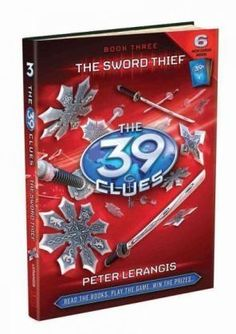 The Sword Thief (The 39 Clues, Book 3) Hardcover by Lerangis, Peter