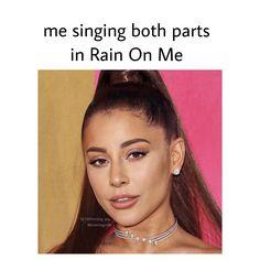 Ariana Grande Meme, Ariana Grande Drawings, Ariana Grande Photoshoot, Ariana Grande Wallpaper, Funny Laugh, Haha Funny, Funny Stuff, Lady Gaga Memes, Ariana Grande Album