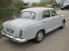 Mercedes-Benz 190D Ponton 1961