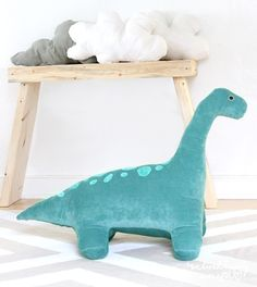 Explore unique hand-crafted board games, wooden toys, toys for girls, toys for boys, and more. Diy Toys And Games, Wooden Baby Rattle, Toddler Birthday Gifts, Kids Toys Online, Handmade Soft Toys, Dinosaur Pattern, Diy Bebe, Dinosaur Toys, Animal Projects