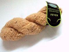 NEW Beige #Yarn Beaded Chenille Sensations Fever Medium Worsted Nylon #crochet #knitting