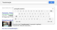 Google Input Tools: Un teclado virtual con los caracteres propios de cada idioma