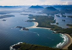So, what is there to do in Tofino? With a landscape dominated by trees and shoreline, along with a small village core, it's a natural thing to ask. Tofino's magic is best seized outdoors. Tofino Bc, Need A Vacation, Beaches In The World, Beach Tops, Vancouver Island, Island Life, Beach Photos, The Guardian, British Columbia