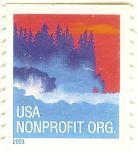 Selos - Stamp Collecting: 2003 - Estados Unidos / United States