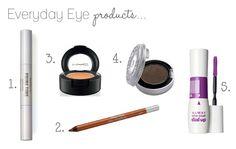 Everyday Eye Makeup   Pink Pistachio