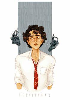 Legilimens - Harry Potter