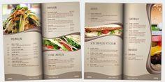 30 Elegant Cafe and Restaurant Menu Designs – Part 3   Multy Shades