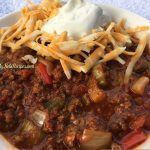 Low carb, keto approved chili is the best! My kids loved this recipe because the… Low carb, keto approved chili is the best! My kids loved this recipe because they really like chili with no beans! Great to feed a crowd! Keto Foods, Ketogenic Recipes, Ketogenic Chili Recipe, Best Keto Meals, Keto Approved Foods, Beef Recipes, Low Carb Recipes, Healthy Recipes, Healthy Soup