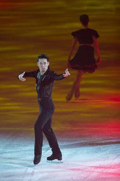 Daisuke Takahashi Art On Ice 2015 Zurich Photos © Geoff Pegler