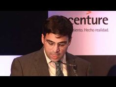 "World Champion Viswanathan Anand gives lecture on ""Return on Analytics"" 