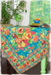 Lovely Shop April Cornell Table Cloths U0026 Table Linens Online, Unique Designs For  Home U0026 Kitchen. Inspired By Nature And Culture, April Cornell Designs Offer  Color ...