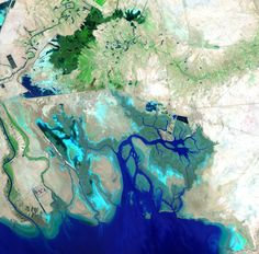 Space in Images - 2012 - 10 - Persian coast