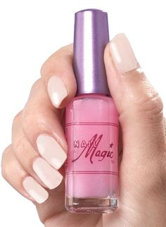 Nail Magic™ is the only strengthening polish that really and truly made my nails get long and strong.