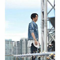 Button Down Shirt, Men Casual, Singer, Japanese, Actors, Dean Fujioka, Model, Mens Tops, Anime