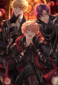 Shall we date? Wizardess heart - The Night class
