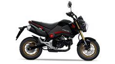 MSX125 Specifications | 125cc Motorbikes | Honda UK