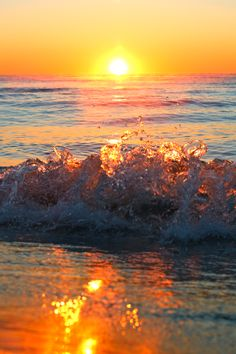 Sunrise on Lake Huron,(Oscoda, MI) photography Nature, Michigan, Lake Huron