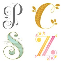 I have the biggest design crush on Jessica Hische, a renowned illustrator, designer and typographer. (via twigandthistle)