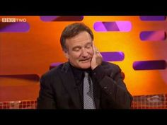 Robin Williams on The Graham Norton Show - BBC Two - YouTube
