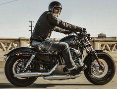 Harley-Davidson XL 1200 SPORTSTER Forty Eight #harleydavidsonsportster1200 #harleydavidsonsporster