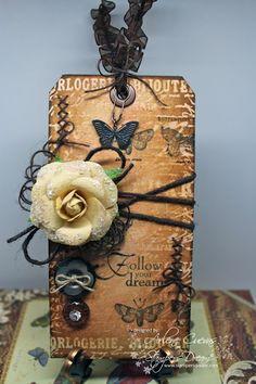 <3! Altered tag By: Arlene Butterflykisses (Arlene Cuevas)