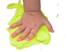 Really good play dough recipe