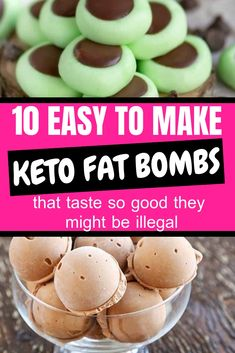 These easy to make keto fat bombs taste so good they might actually be illegal (I'm pretty sure they are in Canada...)