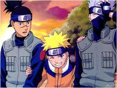 Naruto Iruka Kakashi Naruto Shippuden Wallpapers | Naruto