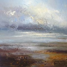 'Sea matter' by Claire Wiltsher 80cm x 80cm Mixed media £1095 http://www.dart-gallery.com/gallery_detail.asp?id=2294