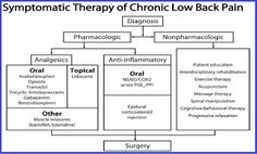 Treatment algorithm for patients with chronic low back pain. Chronic Lower Back Pain, Low Back Pain, Spinal Manipulation, Tricyclic Antidepressant, Cognitive Behavioral Therapy, Pharmacology, Massage Therapy, Self Help, Healthy Tips