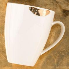 Gold Lippy Mug