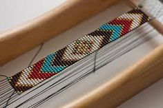 """Résultat de recherche d'images pour """"loom beading patterns bracelets"""""""