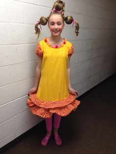 who costumes for seussical | Seussical Harrell Theatre 2014 costume design Angela Wood