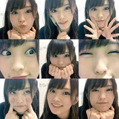 Asian Cute, Yamamoto, Asian Beauty, Pretty Girls, Asian Girl, Most Beautiful, Give It To Me, Idol, Geek Stuff