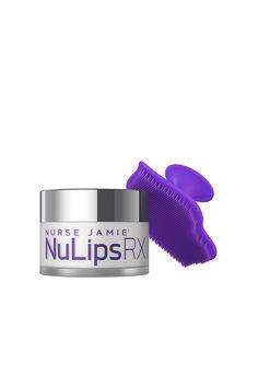 Nurse Jamie NuLips RX Moisturizing Lip Balm & Exfoliating Lip Brush in   REVOLVE